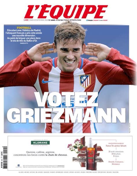 Good news for Man United fans regarding Antoine Griezmann ... L Equipe