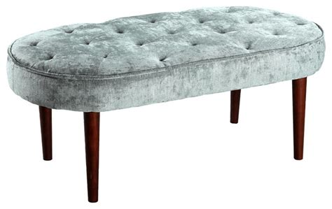 decorative benches indoor linon home decor benche x u10lis61163 contemporary indoor benches by arcadian