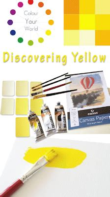 painting yellow workshop artshine yellow as a colour workshop 1 part 2 by artist