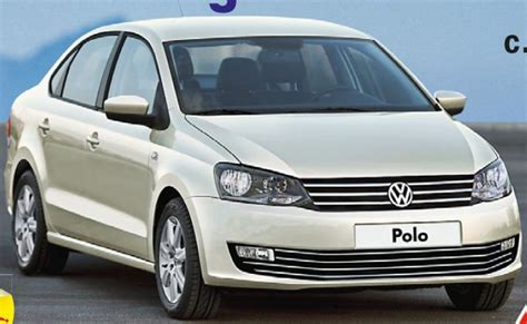 volkswagen polo sedan 2015 vw vento facelift 2015 vw polo sedan rendering
