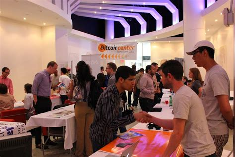 Mba Career Fair Nyc by New York Bitcoin Fair Shows Demand For Bitcoin Wage