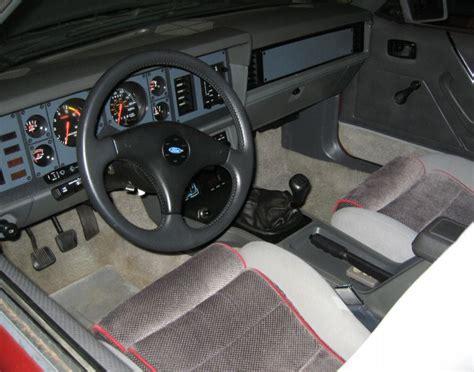 1985 Mustang Gt Interior by Medium 1985 Ford Mustang Gt Hatchback