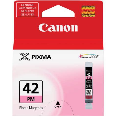 Cartridge Canon Cli 42 Magenta canon cli 42 photo magenta cartridge