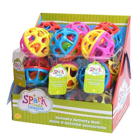 spark create imagine learning activity spark create imagine sensory activity ball infant toys