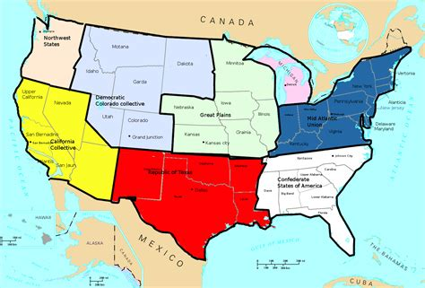 united states history map us history map
