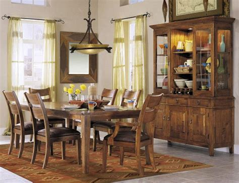 wood dining room furniture real wood dining room sets home interior design ideas