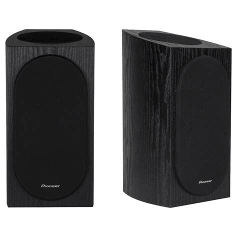 pioneer dolby atmos bookshelf speakers