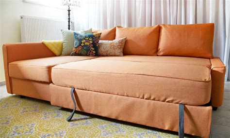 Simple Sofa Bed by How Innovative Sofa Bed Friheten Designs Atzine