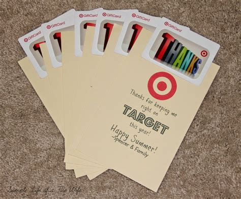 printable target gift card holder on a dime free printable gift card holders for teacher