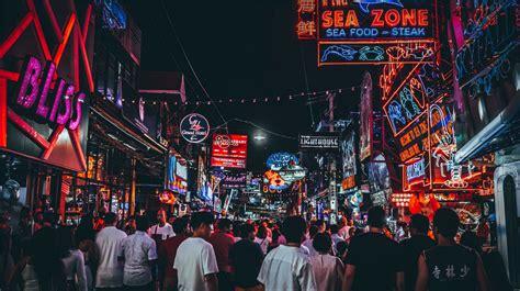 knowing walking street pattaya ajay bansal medium