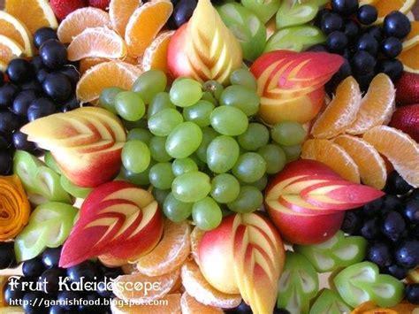 fruit garnish garnishfoodblog fruit carving arrangements and food