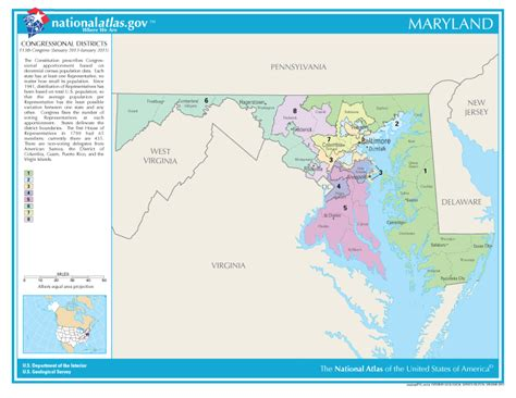 maryland map congressional districts maryland congressional districts 114th united states congress