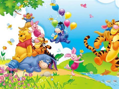 winnie  pooh eeyore piglet tigger  kanga cartoon