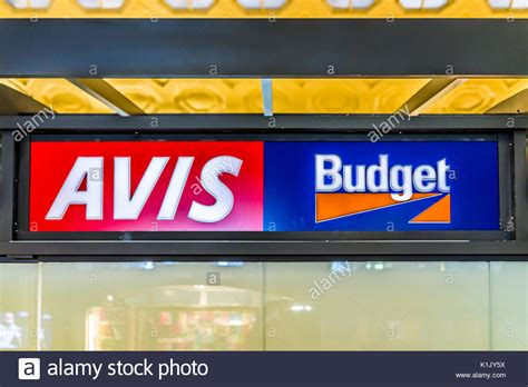 Avis Car Types Usa by Avis Car Rental Stock Photos Avis Car Rental Stock