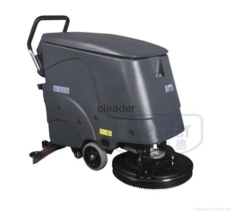 factory use floor scrubber q530 cleader china