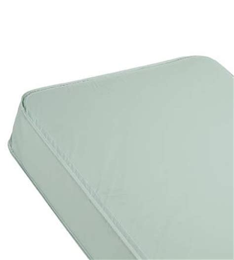 economy foam and futon invacare economy foam hospital bed mattress