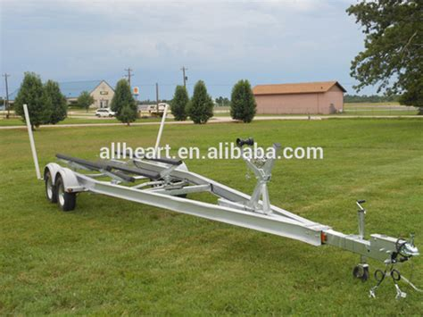 heavy duty boat trailer axles two axle aluminum boat trailer with brake buy aluminum