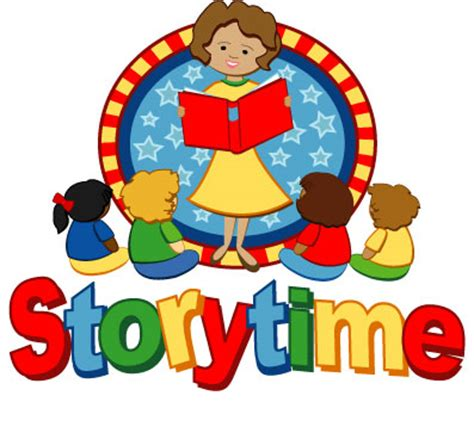Story Time Clipart story time payson city library