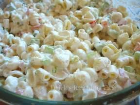 pasta salas creamy southern pasta salad drick s rambling cafe