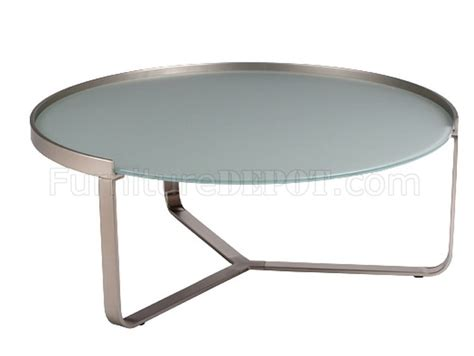 frosted glass coffee table clara coffee table w frosted glass top by whiteline
