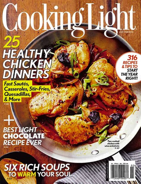 cooking light magazine recipes cooking light magazine on http com