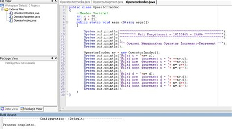 Jenis Layout Pada Java | wati puspitasari jenis jenis operasi pada java