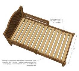 Toddler Bed Plans White Traditional Wood Toddler Bed Diy Projects