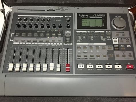 Item Roland Vs 880 Digital Studio Workstation Japan roland vs 880ex digital studio workstation reverb