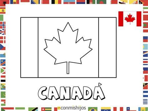 dibujos de banderas del mundo para imprimir bandera de canad 225 dibujos de banderas para pintar