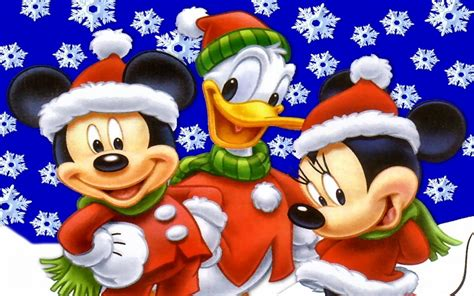 wallpaper de natal disney free disney christmas wallpaper wallpapers9