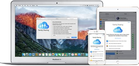 apple family sharing set up family sharing apple support