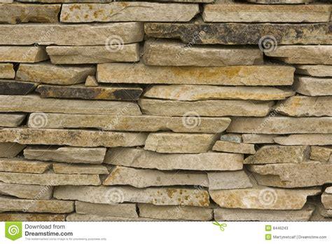 cream colored slate stone stacked stock photos image 8446243