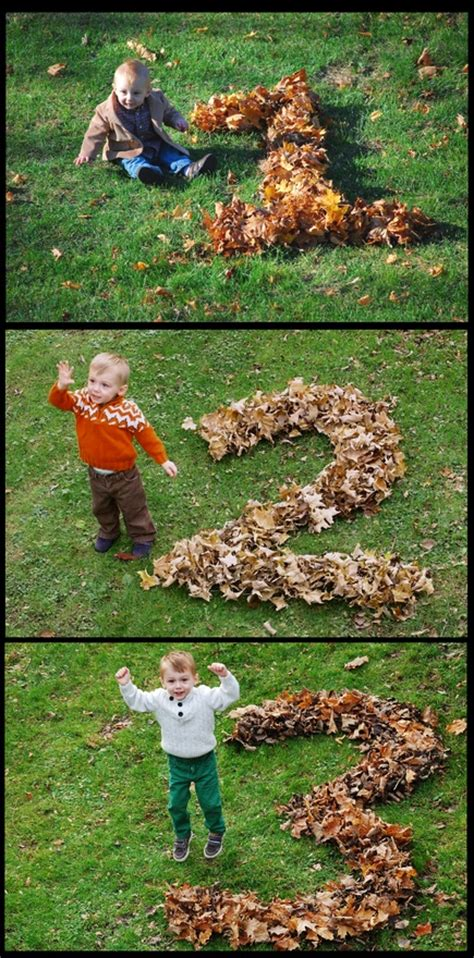 fall birthday photo ideas we know how to do it