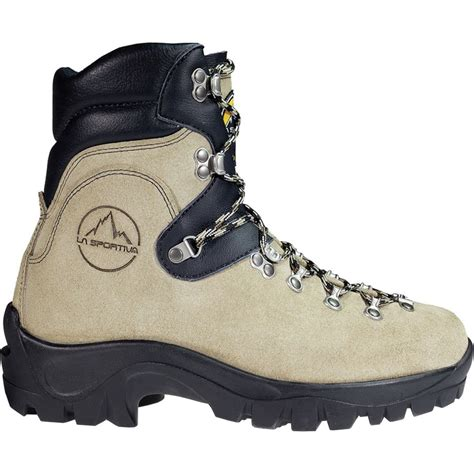 mountain boots la sportiva glacier wlf mountaineering boot s