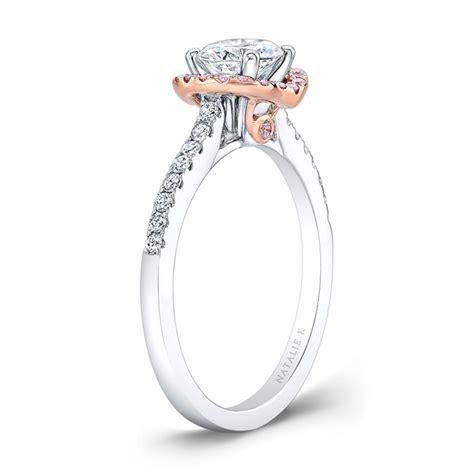 halo gold engagement rings wedding promise
