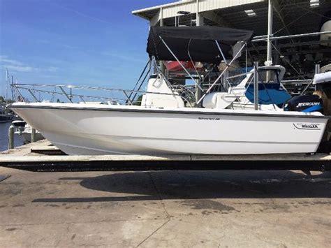 aluminum whaler boats for sale boston whaler center console boats for sale boats