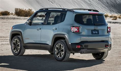 Jeep Remegade 2015 Jeep Renegade Review