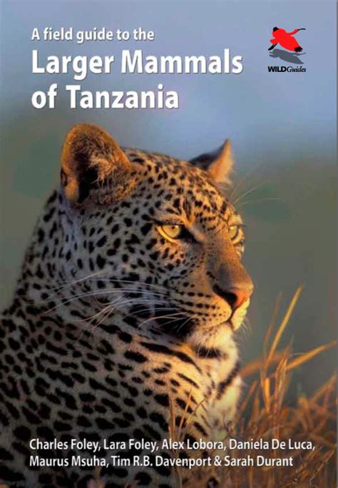 field guide to the larger mammals of africa field guides books new field guide for africa s mammalian