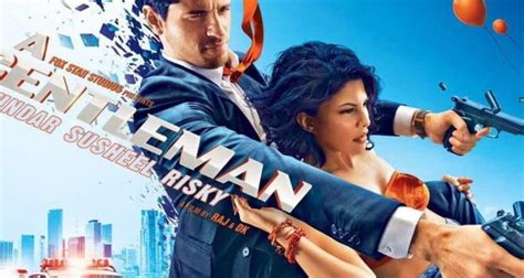daftar film india action comedy a gentleman 2017 hindi movie action comedy romance