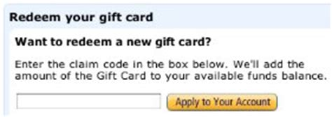 Kindle Redeem Gift Card - how to redeem a amazon gift card ask about tech