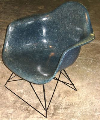 eames fiberglass shell chair restoration made restoration eames fiberglass shell chair