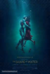 list of movies the shape of water by sally hawkins the shape of water movie poster