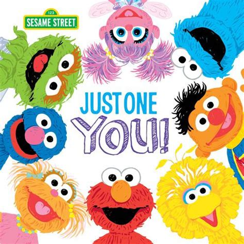 Just One You just one you by sesame workshop hardcover barnes noble 174