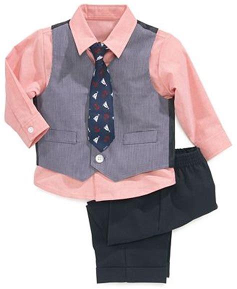 Set Baby Vest Gucci baby boys 4 suit vest set macy s