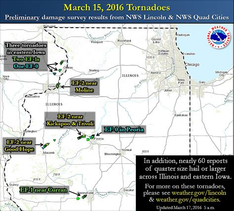 us weather map march 2016 march 15 2016 severe weather event