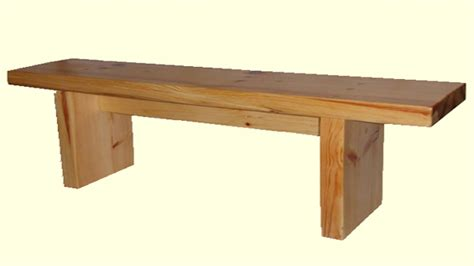 building a wooden bench simple wood bench seat plans