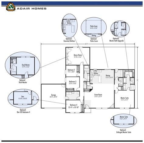 adair home plans 10 fresh gallery of adair homes floor plans prices 59268