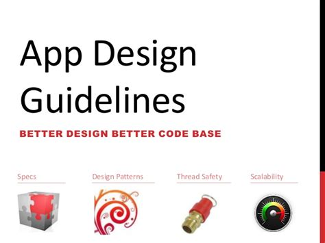 app design requirements applifire blue print design guidelines
