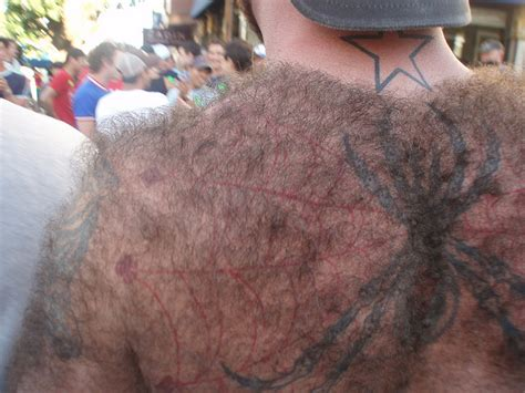tattoo back hair tattoos on hairy men sex porn images