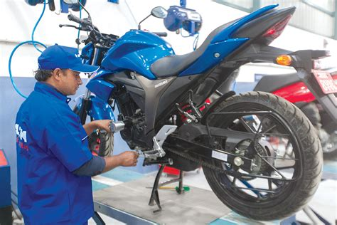 Suzuki Motorcycle Service Center Find The List Of Suzuki Service Center In Meerut With